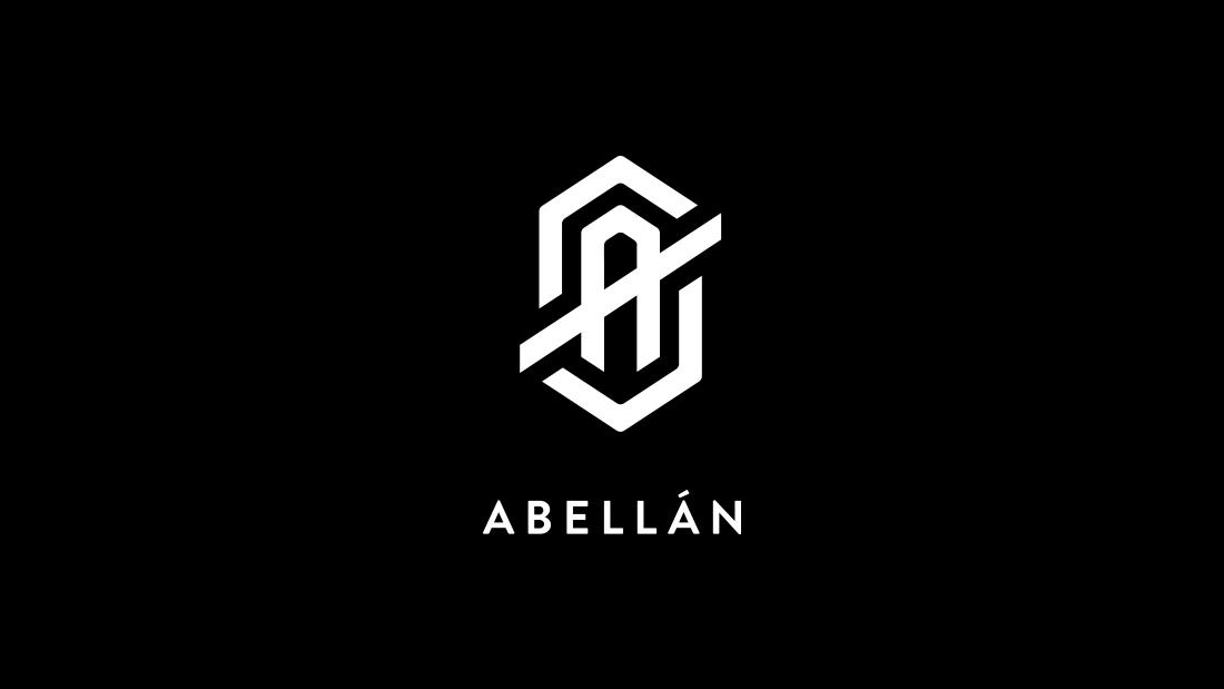 Logotipo Abellán por Drool estudio creativo - 1