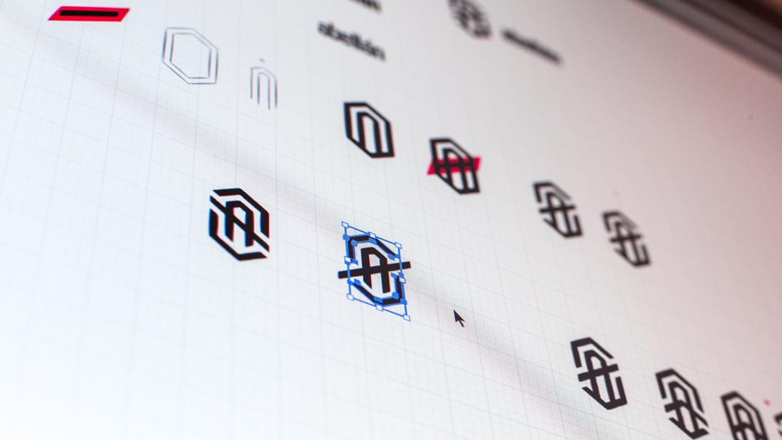 Logotipo Abellán por Drool estudio creativo - 6
