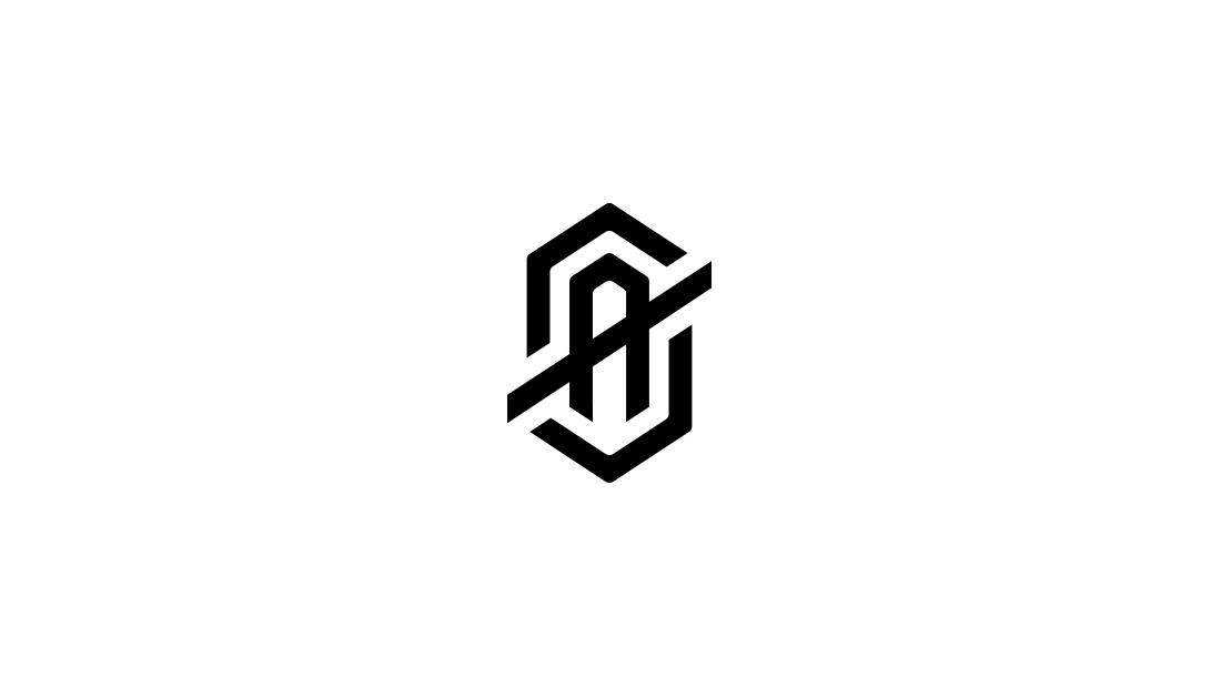 Logotipo Abellán por Drool estudio creativo - 2