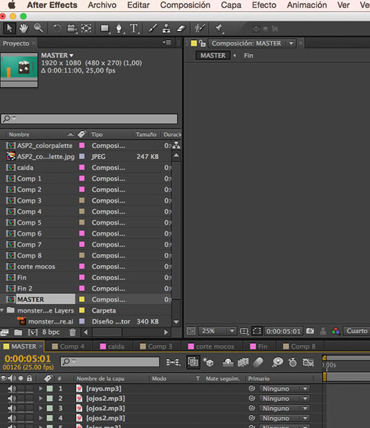 Motion graphics Animation Sequence Project por Drool estudio creativo - 12