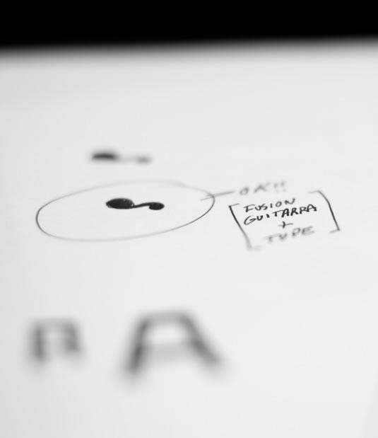 Logotipo Apretada Records por Drool estudio creativo - 6