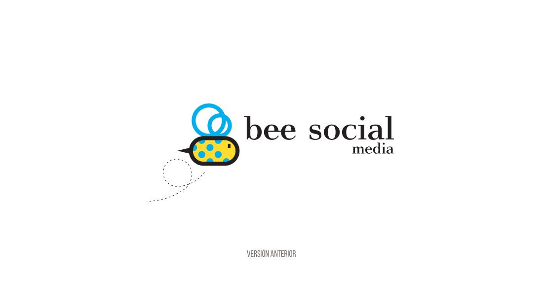Branding diseño web Bee Social por Drool estudio creativo - 1