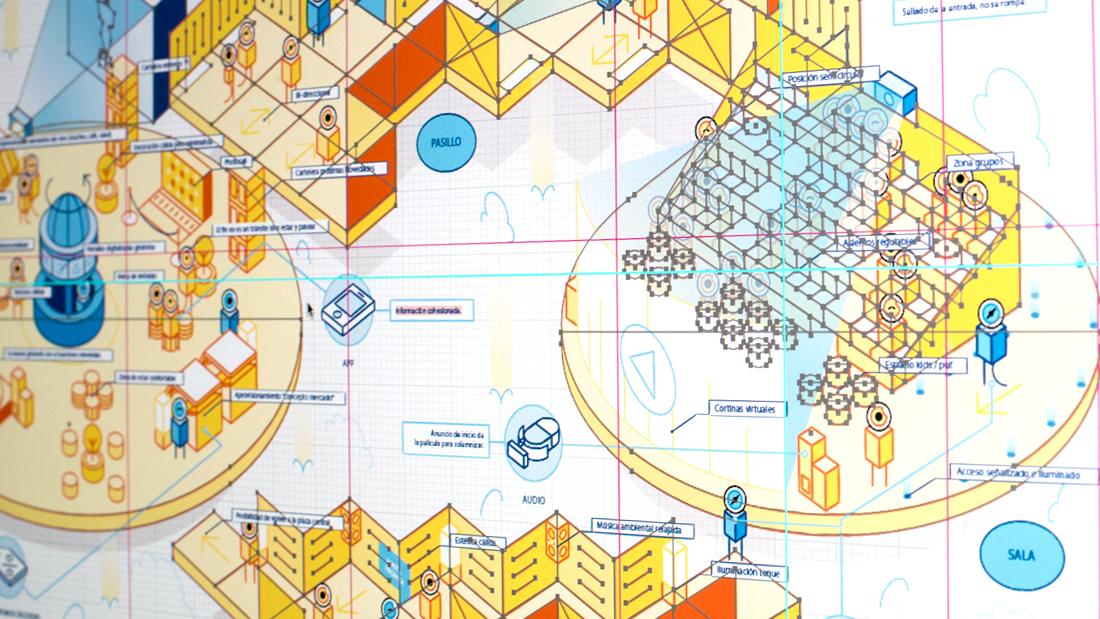 Infografía Cinesa por Drool estudio creativo - 29