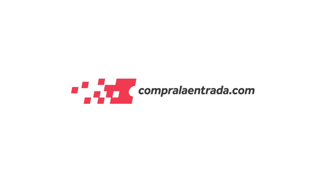 Logotipo Compralaentrada por Drool estudio creativo - 1