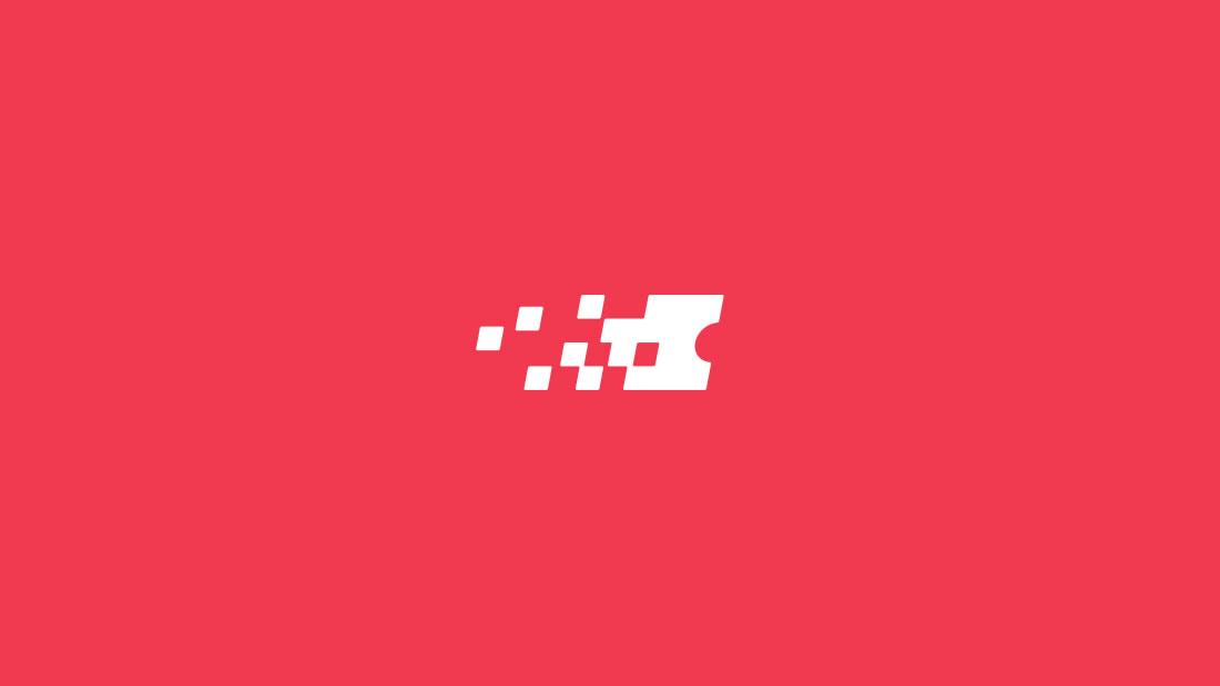 Logotipo Compralaentrada por Drool estudio creativo - 2