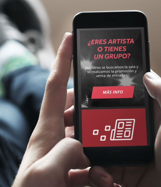 Diseño web Compralaentrada por Drool estudio creativo - 3