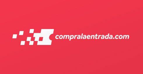Compralaentrada - Branding / Diseño web por Drool Studio