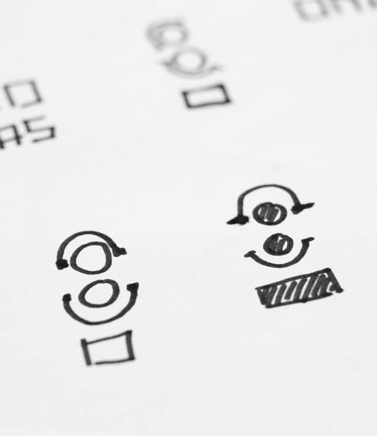 Logotipo El Microondas por Drool estudio creativo - 11