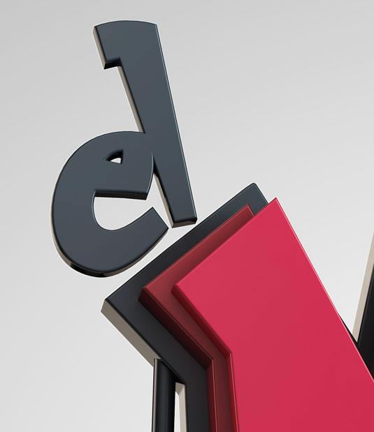 Logotipo El Microondas por Drool estudio creativo - 3