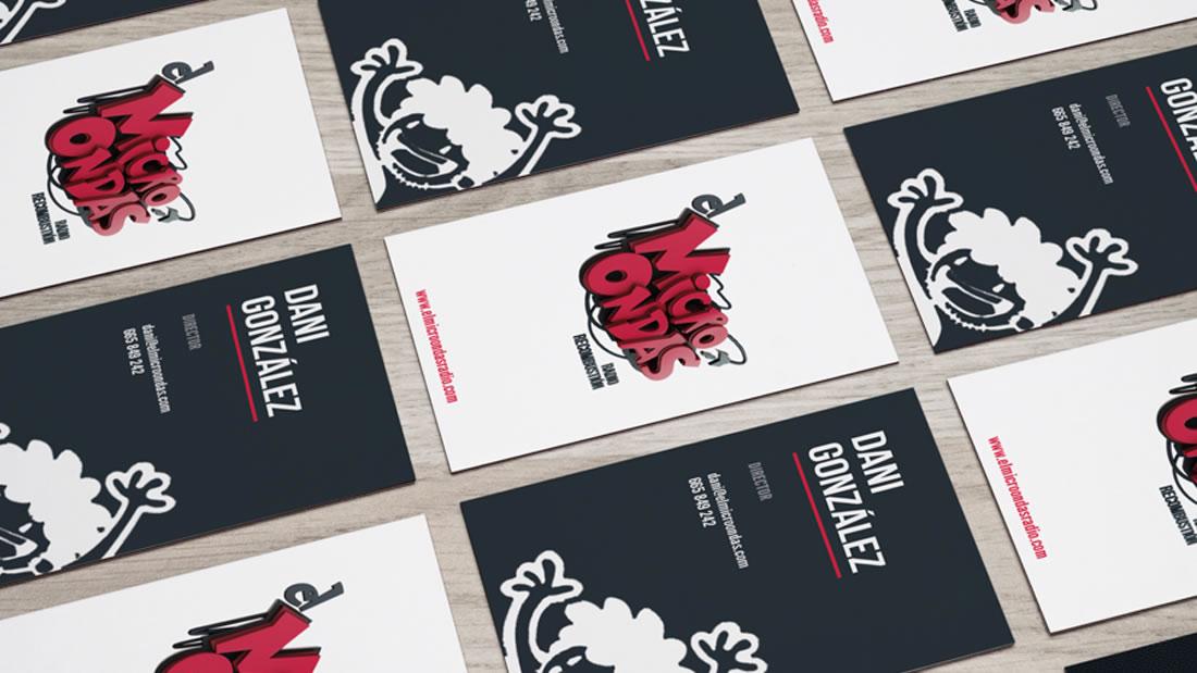 Branding El Microondas por Drool estudio creativo - 5