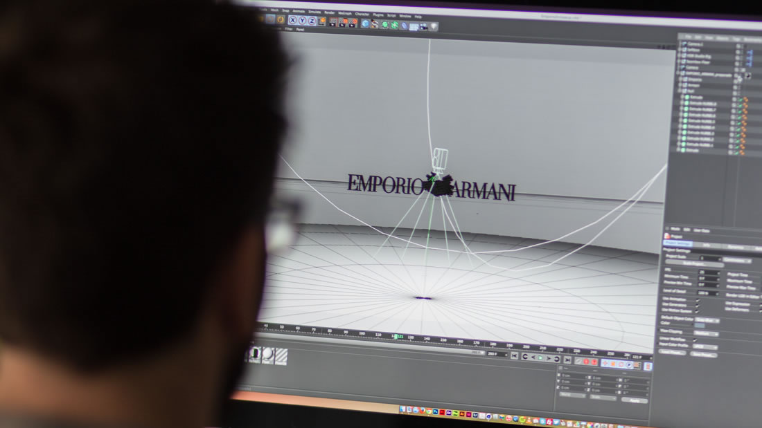 Empresa de diseño y restyling de logotipos en Murcia por Drool Studio