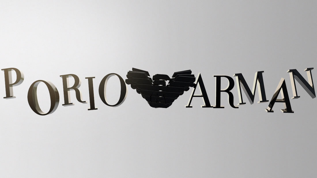 Motion graphics Emporio Armani por Drool estudio creativo - 3
