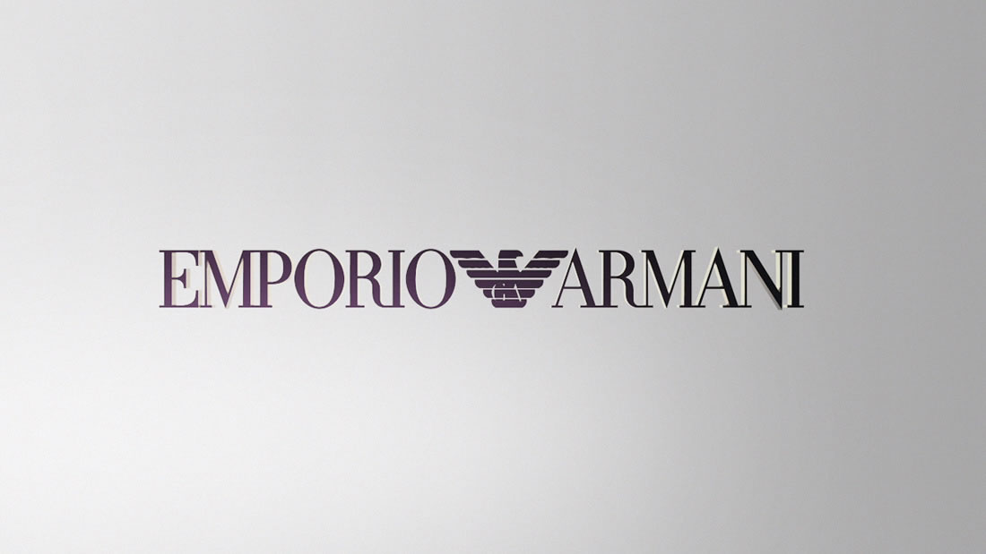 Motion graphics Emporio Armani por Drool estudio creativo - 4