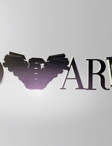 Emporio Armani - Motion Graphics por Drool Studio