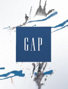 GAP - Motion Graphics por Drool estudio creativo