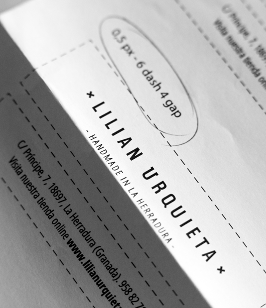 Branding Lilian Urquieta por Drool estudio creativo - 9