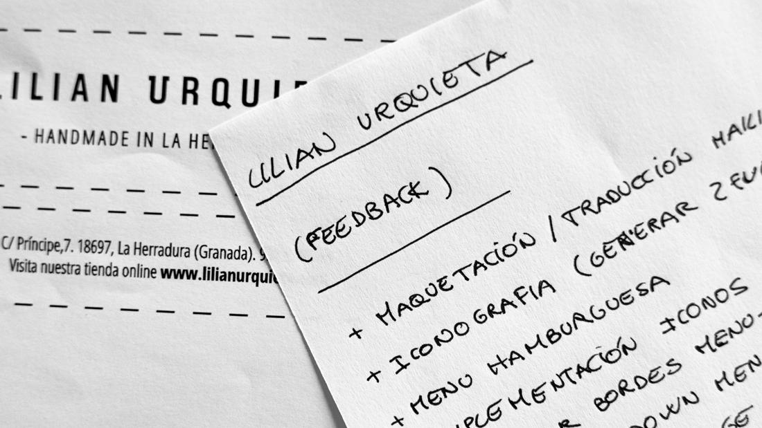 Branding Lilian Urquieta por Drool estudio creativo - 10
