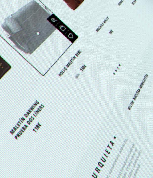 Diseño web Lilian Urquieta por Drool estudio creativo - 2