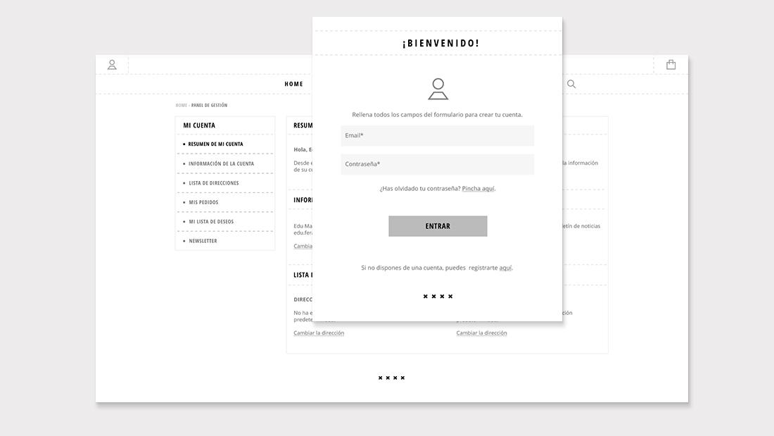 Diseño web Lilian Urquieta por Drool estudio creativo - 3