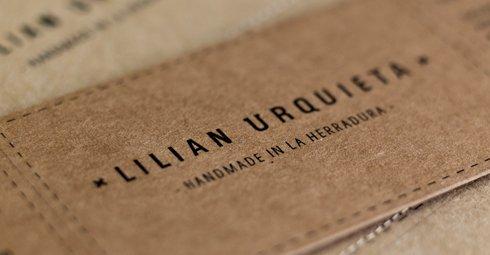 Lilian Urquieta - Branding / Diseño web por Drool Studio
