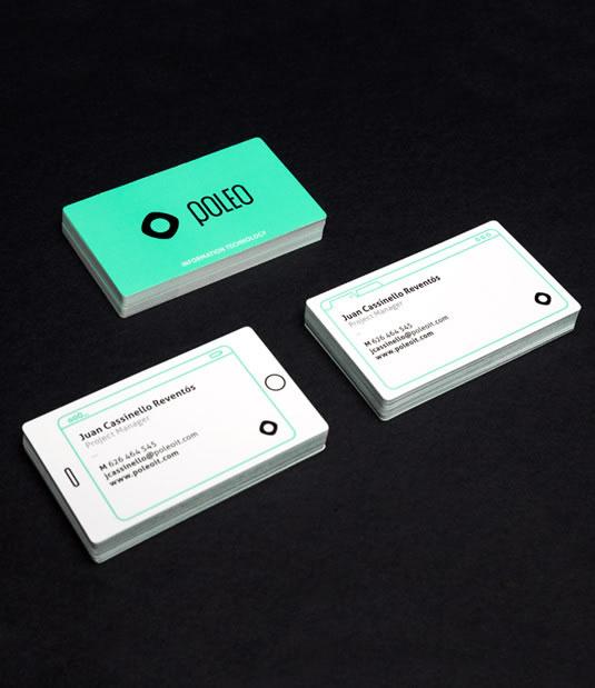 Branding Poleo por Drool estudio creativo - 3