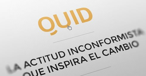 Quid - Diseño web por Drool Studio