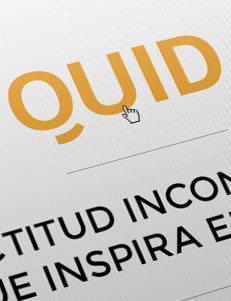 Quid - Diseño web por Droolstudio