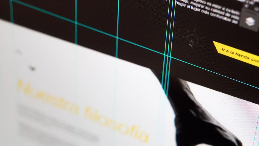 Diseño web Señor Franklin por Drool estudio creativo - 13