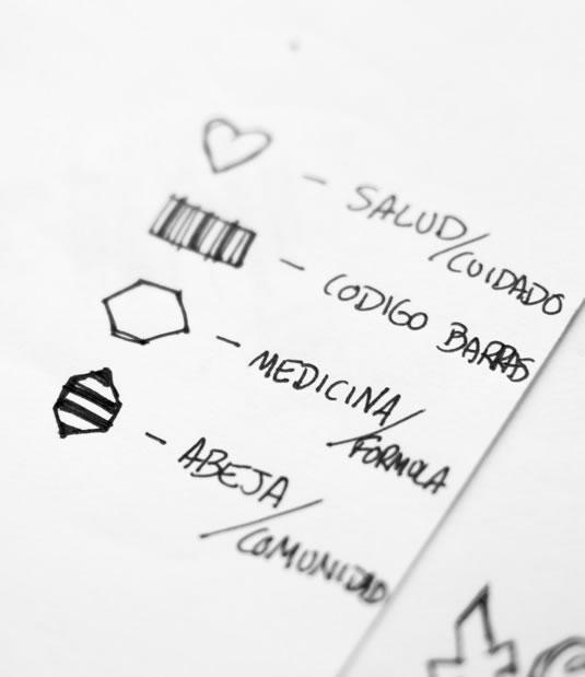 Logotipo Testia por Drool estudio creativo - 4