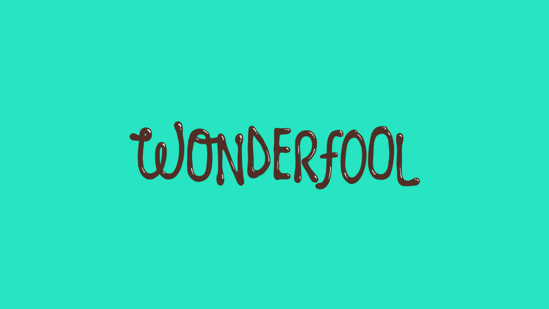 Logotipo Wonderful por Drool estudio creativo - 1