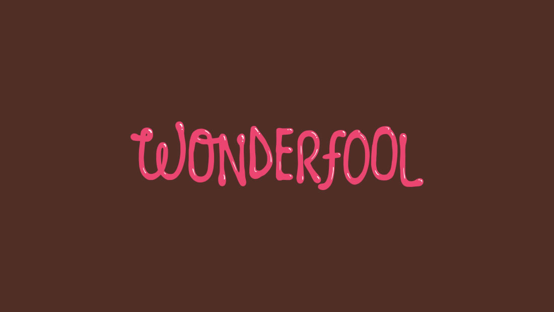 Logotipo Wonderful por Drool estudio creativo - 2