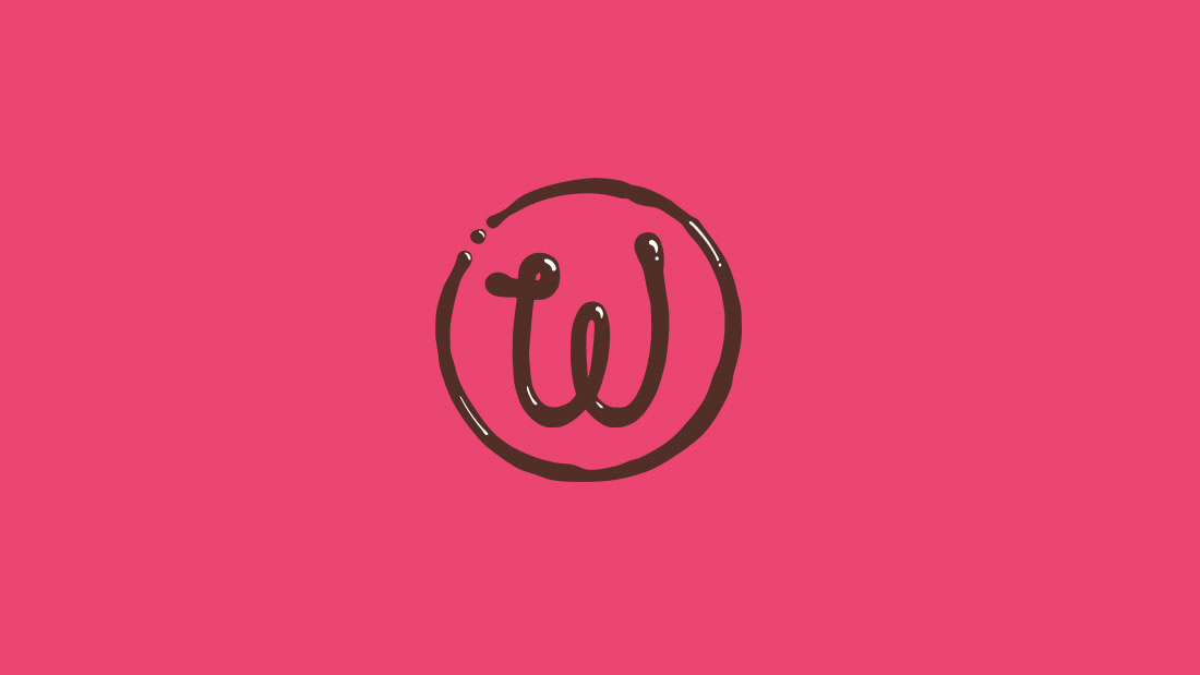 Logotipo Wonderful por Drool estudio creativo - 3