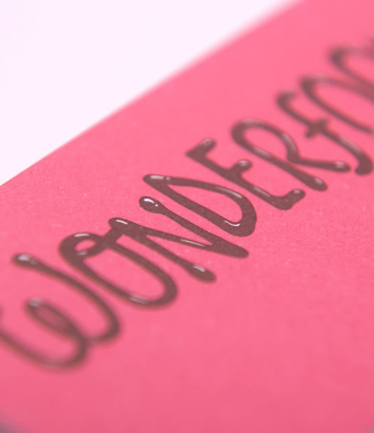 Branding Wonderful por Drool estudio creativo - 2