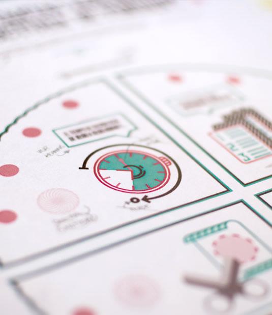Infografía Wonderfool por Drool estudio creativo - 9