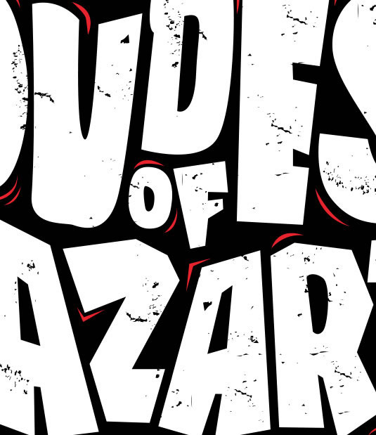 Motion graphics Dudes of Hazard por Drool estudio creativo - 17