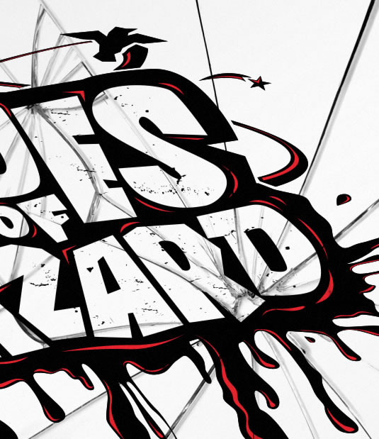 Motion graphics Dudes of Hazard por Drool estudio creativo - 18
