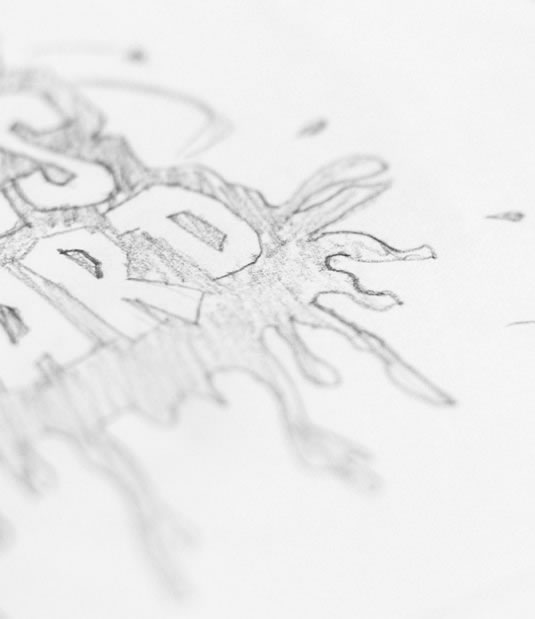 Logotipo Dudes of Hazard por Drool estudio creativo - 6