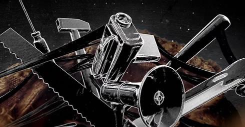 Dudes of Hazard - Branding / Motion graphics by Drool Studio