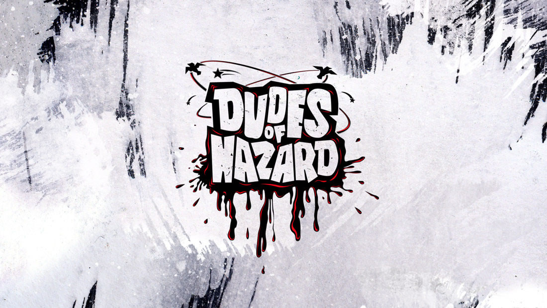 Motion graphics Dudes of Hazard por Drool estudio creativo - 8