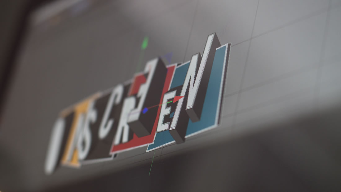 Branding Onscreen por Drool estudio creativo - 2