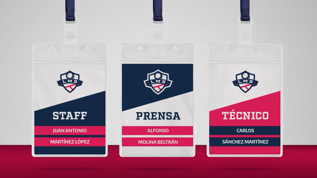 Branding Liga Murcia Squash por Drool estudio creativo - 5