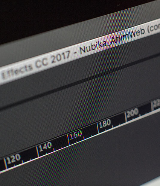 Nubika: Elementos digitales - Making of 8