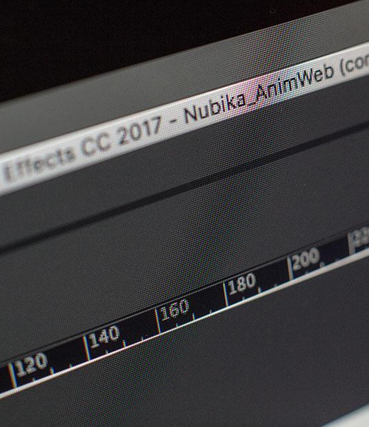 Nubika: Elementos digitales - Making of 8