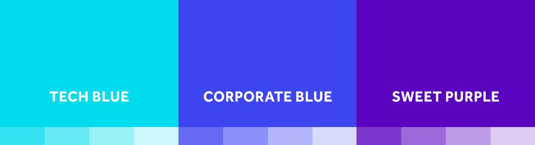 Branding: Definimos colores corporativos