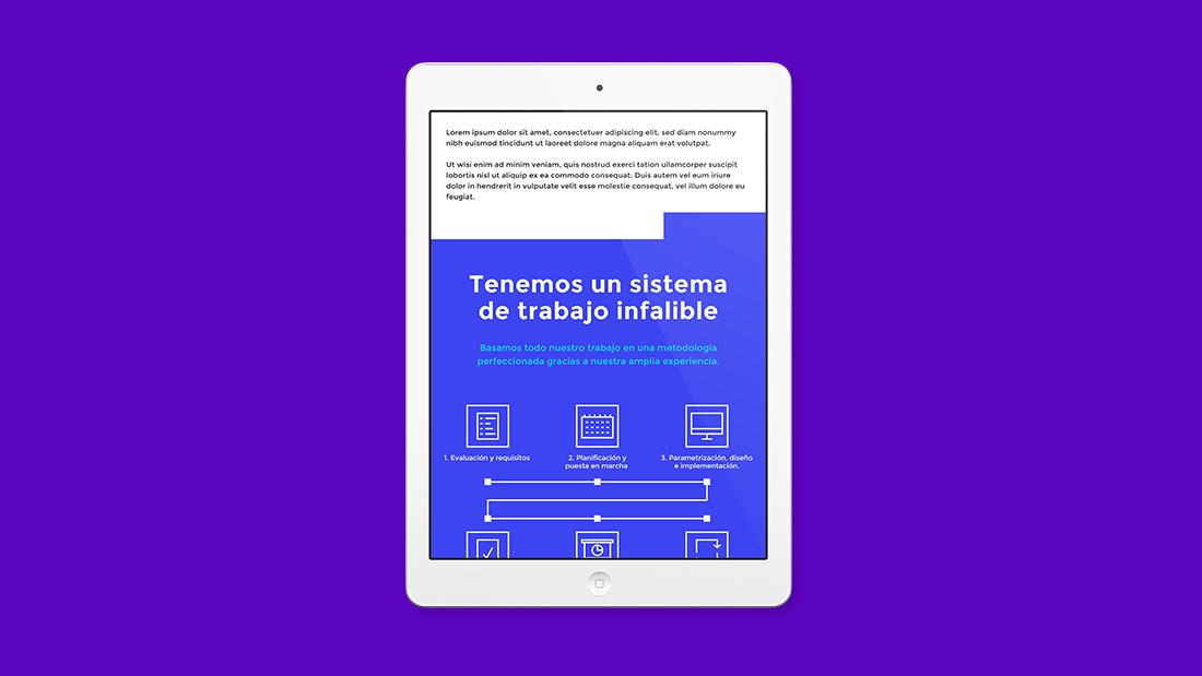 Nubika: Diseño web totalmente responsive adaptado a todos los dispositivos móviles