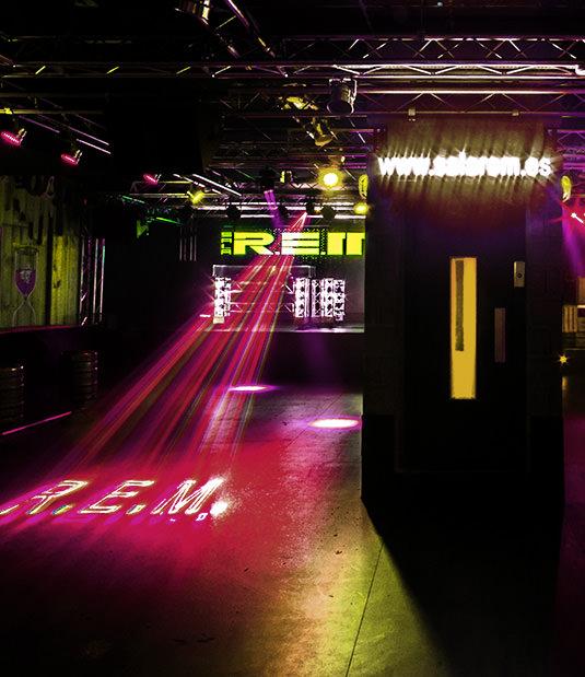 Sala REM Proyecto de Diseño gráfico y comunicación - Interiores 2 Sala de conciertos en Murcia