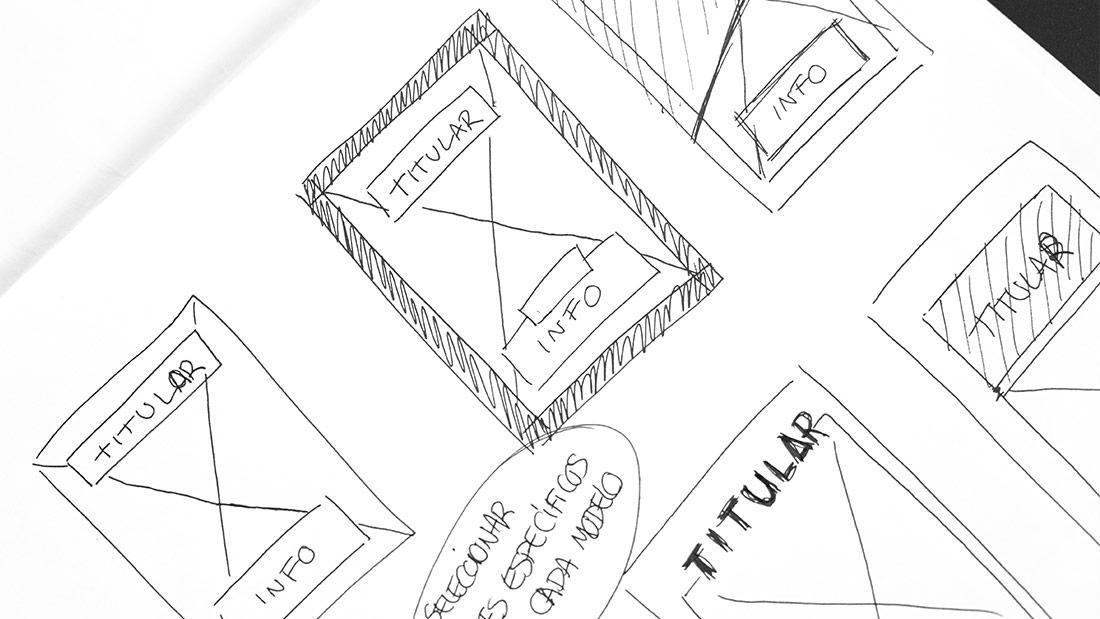 Sala REM Proyecto de Diseño gráfico y comunicación - Making of 7