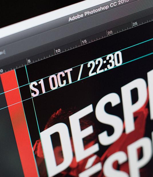 Sala REM Proyecto de Diseño gráfico y comunicación - Making of edición 2