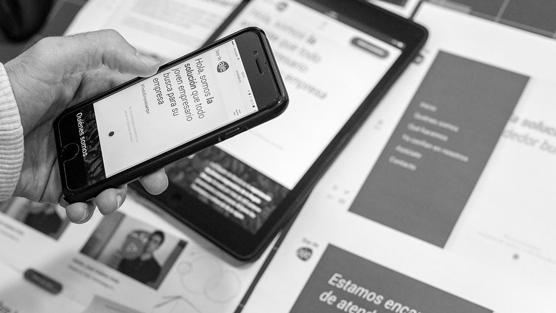 Making of Proyecto diseño web : SOY DE AJE - 14