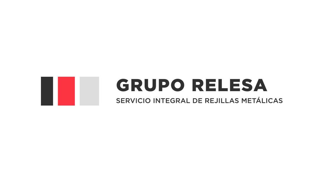 Logotipo de Grupo Relesa